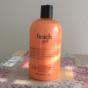 Philosophy Orange Slush Beach Girl 3 in 1